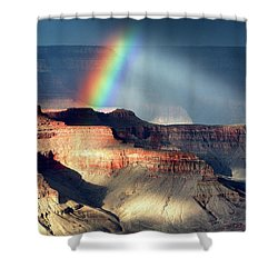 Shower Curtain featuring the photograph Light And Shadow 1 by Nicholas Blackwell