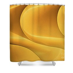 Light Form And Shadow Shower Curtain