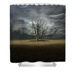 The Things Dreams Are Made Of Shower Curtain