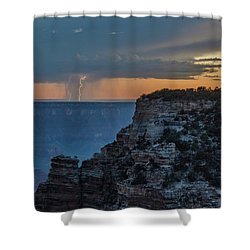 Light Up The Sky Shower Curtain