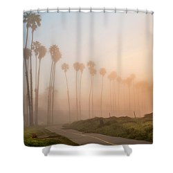 Shower Curtain featuring the photograph Lighter Longer by Sean Foster