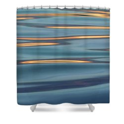 Lights On The Water Shower Curtain
