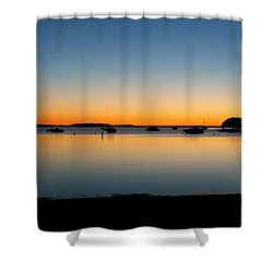 Like Glass Shower Curtain