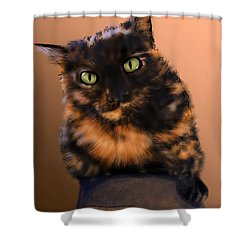 Lillie Shower Curtain