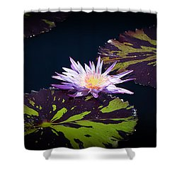 Lily Artistry Shower Curtain