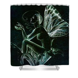 Lily Fay Shower Curtain