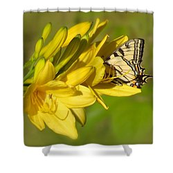 Lily Lover Shower Curtain by MTBobbins Photography