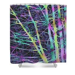 Limbs And Twigs Shower Curtain