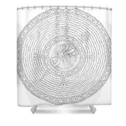 Limon_douglas_04 Shower Curtain