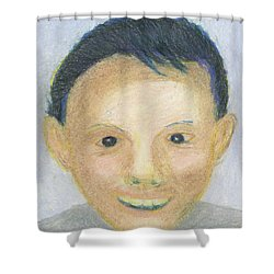 Lincon Shower Curtain