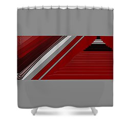 Lines 50 Shower Curtain