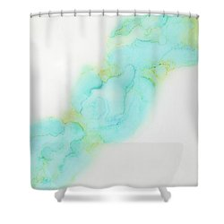 Lingering Onward Shower Curtain
