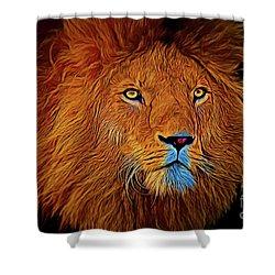 Lion 16218 Shower Curtain
