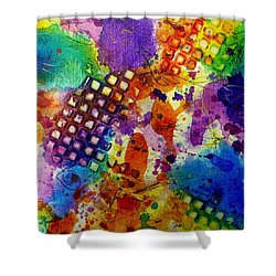 Lion For A Day Shower Curtain