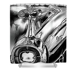 Liquid Eldorado Shower Curtain