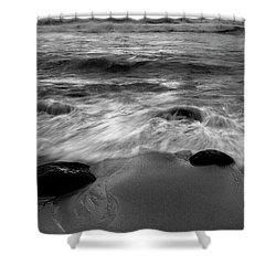 Liquid Veil Shower Curtain