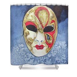 Litha Shower Curtain
