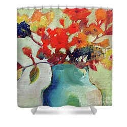 Little Bouquet Shower Curtain