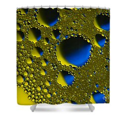 Little Bubbles Shower Curtain