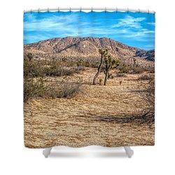 Little Butte Shower Curtain