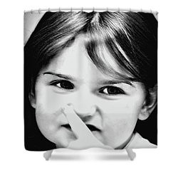 Little Emma Shower Curtain