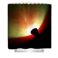 Little Light Of Calm Shower Curtain