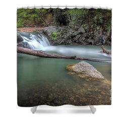 Little Missouri Falls 2 Shower Curtain