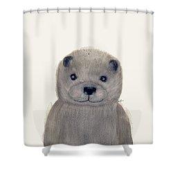 Little Otter Shower Curtain
