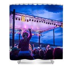 Little Rocker Shower Curtain