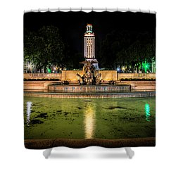 Shower Curtain featuring the photograph Littlefield Gateway by David Morefield