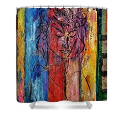 Lizbeth  Shower Curtain