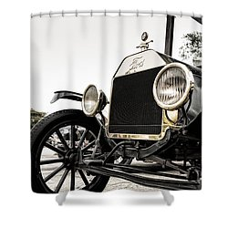 Lizzy Shower Curtain by Caitlyn  Grasso