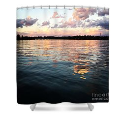 Lkn Water And Sky  I Shower Curtain