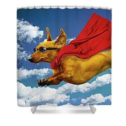 Local Hero Shower Curtain