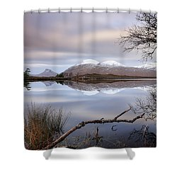 Loch Cul Dromannan Shower Curtain