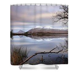 Loch Cul Dromannan Shower Curtain