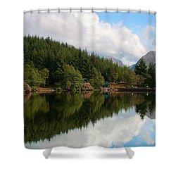 Lochan Glencoe Shower Curtain