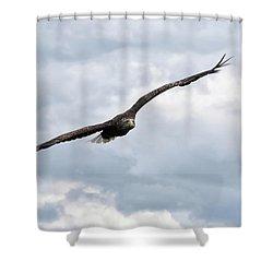 Locked On Shower Curtain