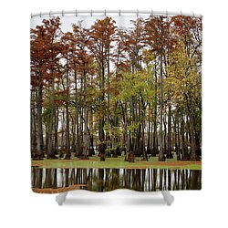 Lockstep Shower Curtain