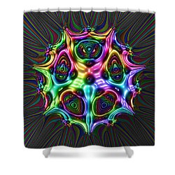 Loevolmazz Shower Curtain