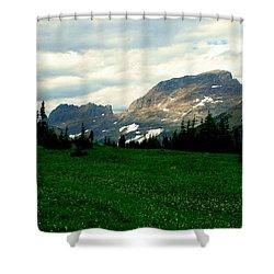 Logan's Pass Shower Curtain