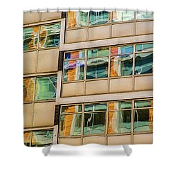 London Southwark Architecture 1 Shower Curtain