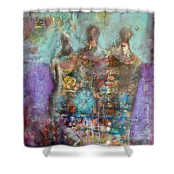 Long Ago And Faraway Shower Curtain