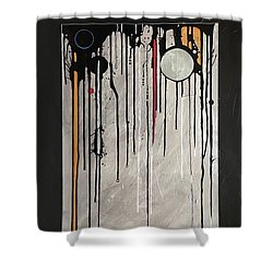 Long Tall Wally Shower Curtain