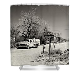 Long Way To Tennessee Shower Curtain