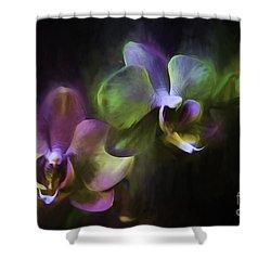 Longing  Shower Curtain