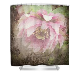 Look - Vintage Art By Jordan Blackstone Shower Curtain by Jordan Blackstone