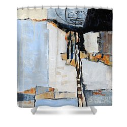 Looking For A Way Out Shower Curtain
