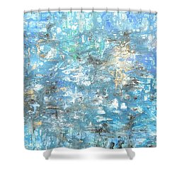 Looking For Heaven Shower Curtain