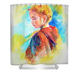Looking Pretty Shower Curtain
